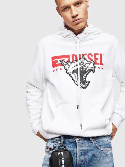 Diesel - S-GIR-HOOD-BX1,  - Sweaters - Image 4