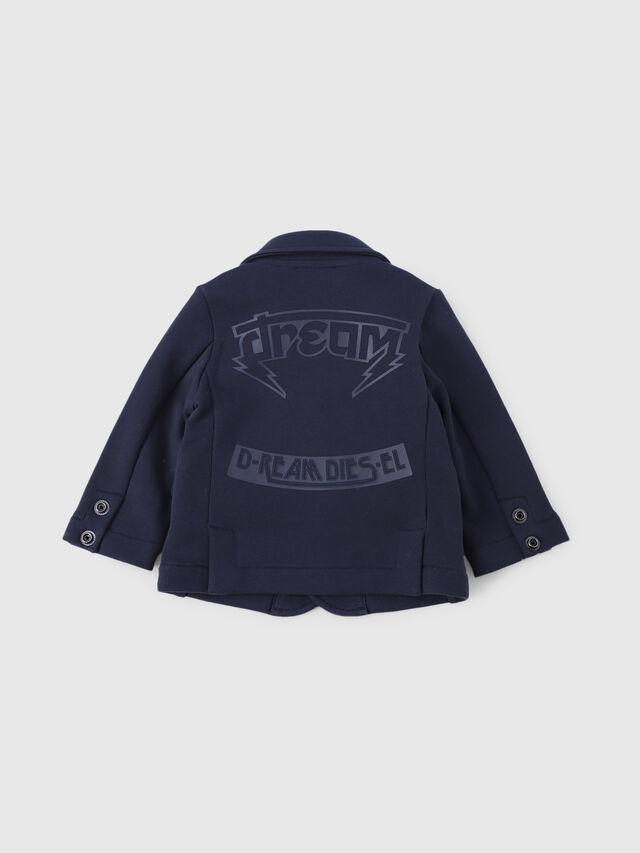 Diesel - SILKEB, Dark Blue - Sweaters - Image 2