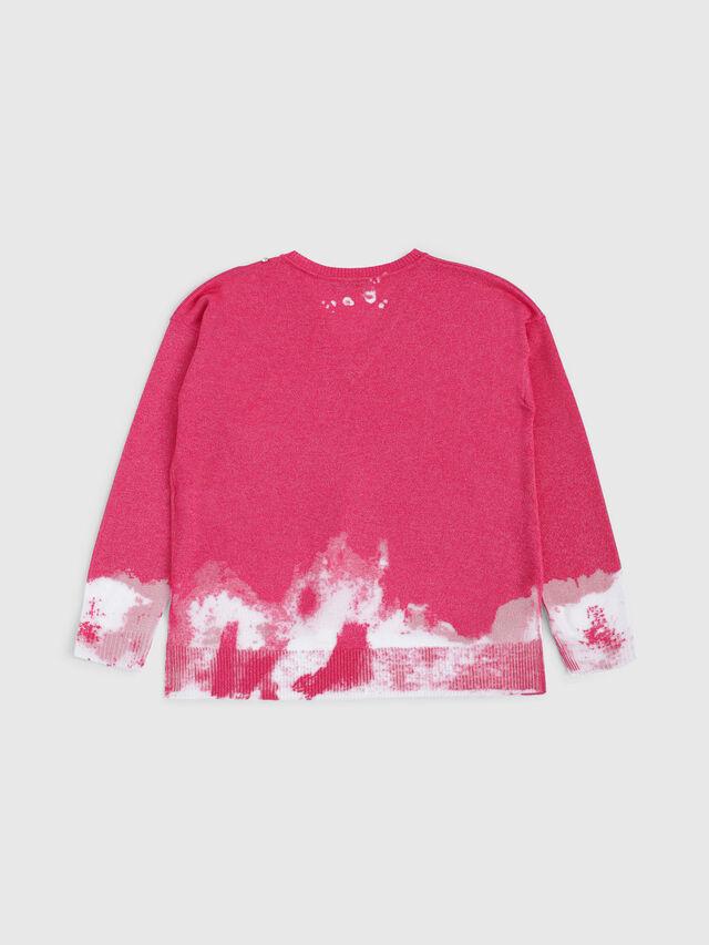 Diesel - KMSPOTS, Pink - Knitwear - Image 2