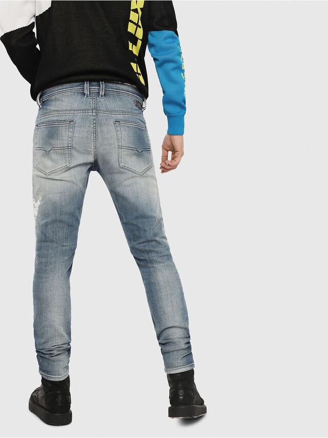 Diesel - Thommer JoggJeans 8880T, Light Blue - Jeans - Image 2
