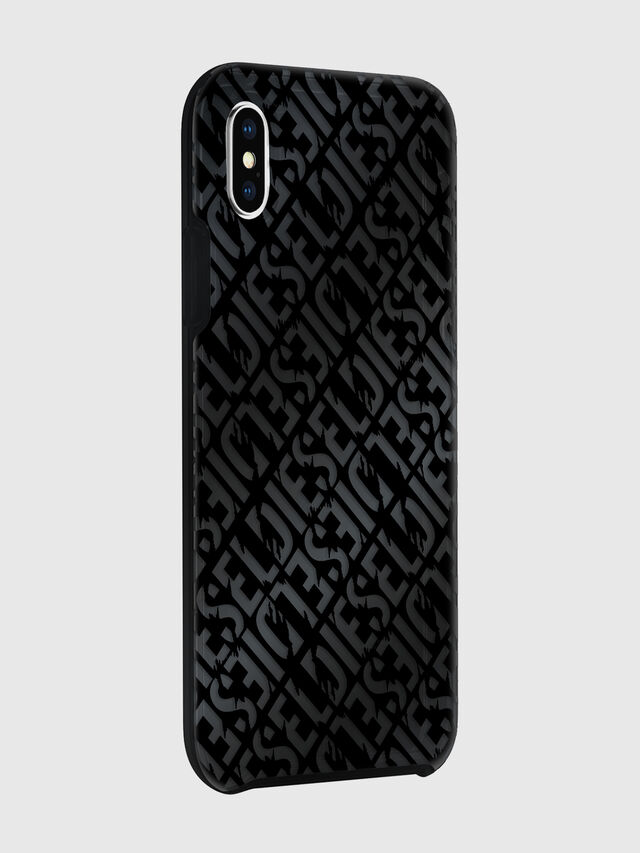 Diesel - DIESEL PRINTED CO-MOLD CASE FOR IPHONE XS MAX, Black - Cases - Image 6