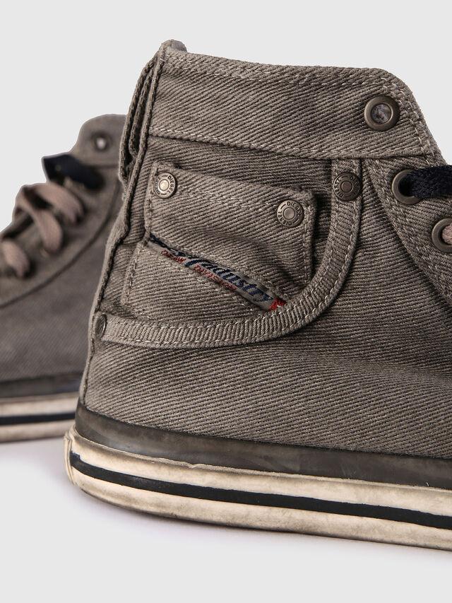 Diesel - EXPOSURE IV W, Grey Jeans - Sneakers - Image 5