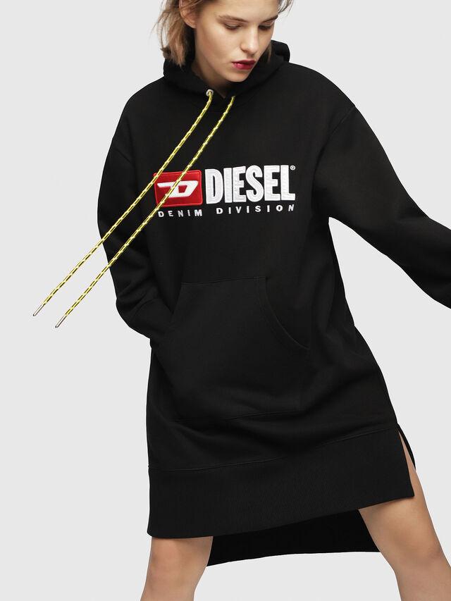 Diesel - D-ILSE-C, Black - Dresses - Image 3