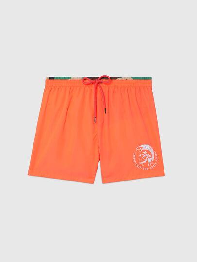 Diesel - BMBX-WAVE 2.017, Orange - Swim shorts - Image 4