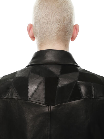 Diesel - LASTREET,  - Leather jackets - Image 5