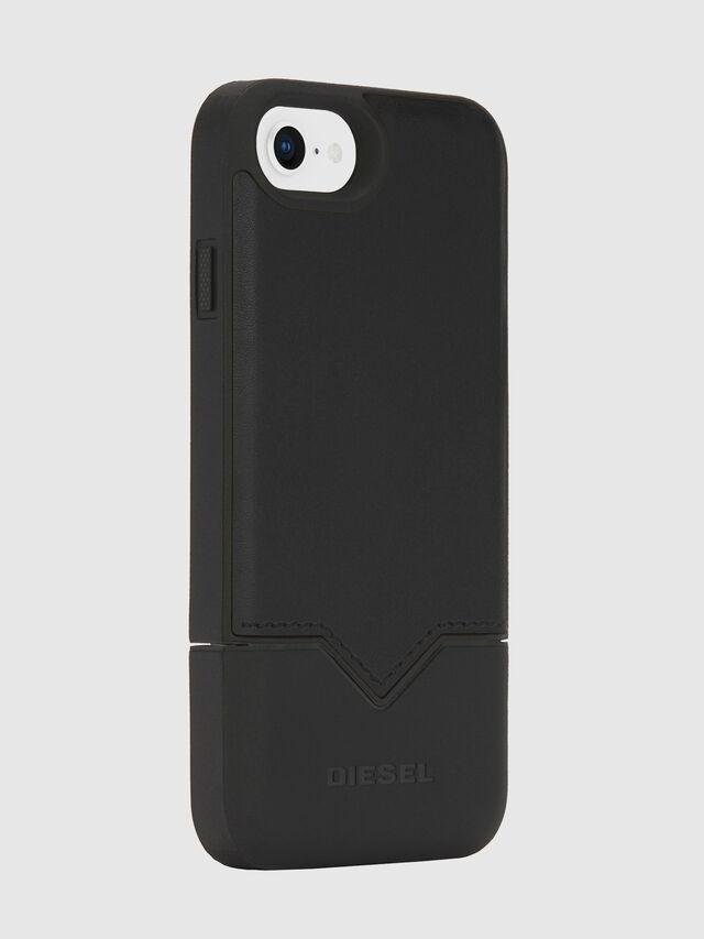 Diesel - CREDIT CARD IPHONE 8/7/6S/6 CASE, Black - Cases - Image 4