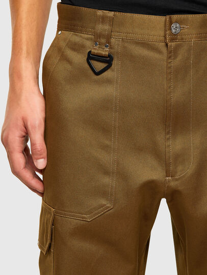 Diesel - P-BAKER, Brown - Pants - Image 3