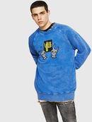 S-RODD, Light Blue - Sweaters