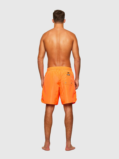 Diesel - BMBX-DOLPH, Orange - Swim shorts - Image 2
