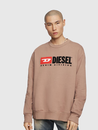 Diesel - S-CREW-DIVISION,  - Sweaters - Image 1