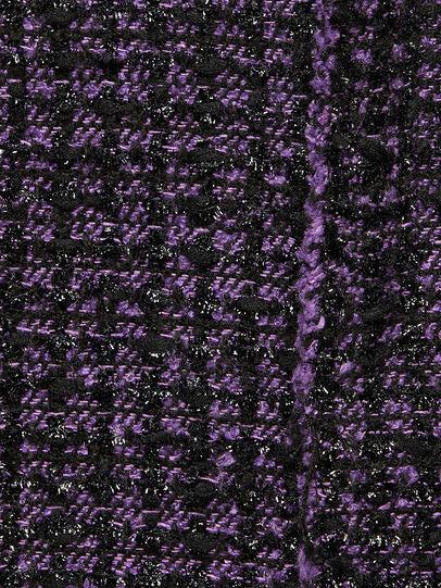 Diesel - O-SAN, Violet/Black - Skirts - Image 5