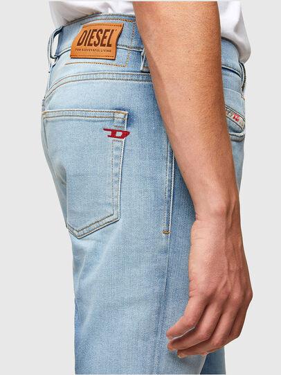 Diesel - D-Strukt 009NF, Light Blue - Jeans - Image 3