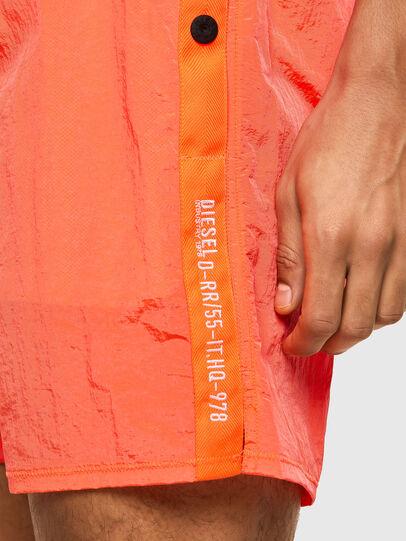 Diesel - BMBX-WAVER, Orange - Swim shorts - Image 3