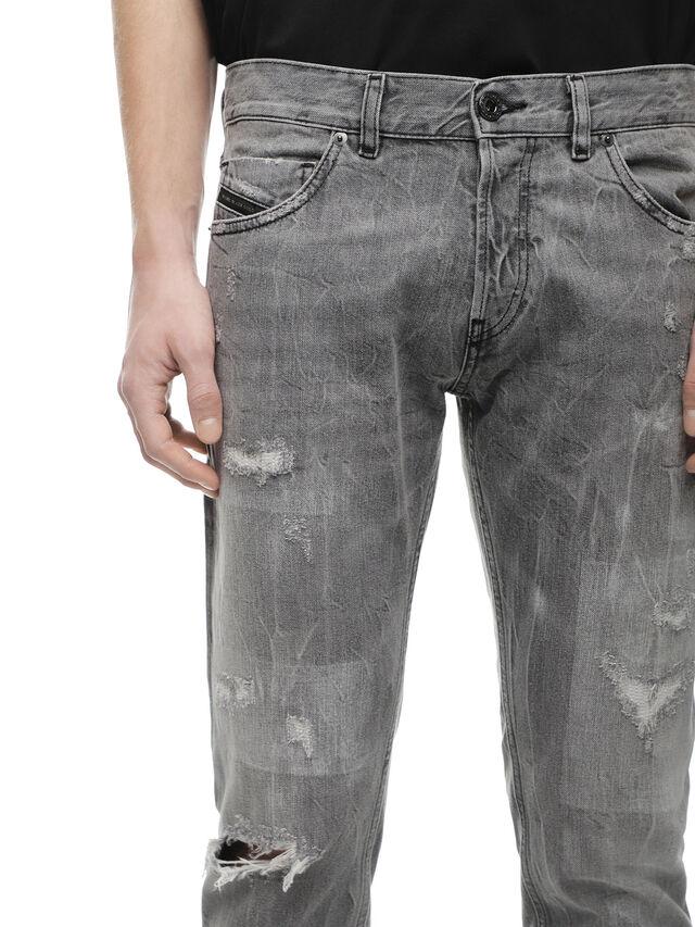 Diesel - TYPE-2813FS, Grey Jeans - Jeans - Image 4