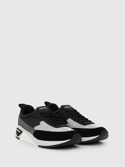 Diesel - S-KB LOW LACE II, Black - Sneakers - Image 2