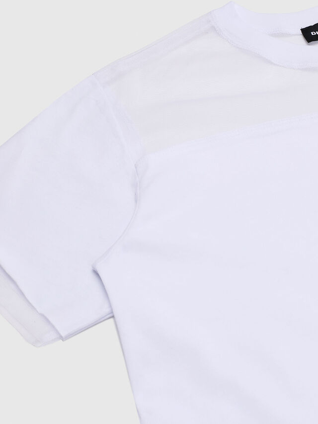 Diesel - DLIA, White - Dresses - Image 4