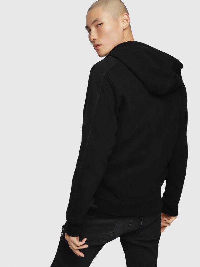 Diesel - S-GINA-J, Black - Sweaters - Image 2