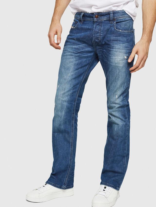 Diesel - Zatiny C84KY, Medium blue - Jeans - Image 1