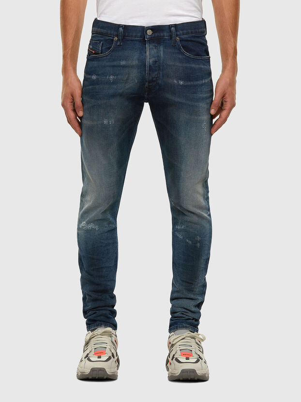Tepphar 009FL, Medium blue - Jeans