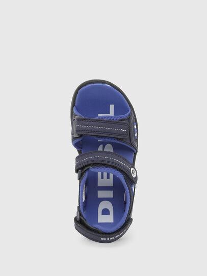 Diesel - S-ANDAL CH, Blue - Footwear - Image 5