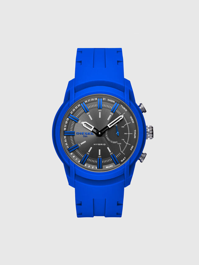 Diesel - DT1017, Brilliant Blue - Smartwatches - Image 2