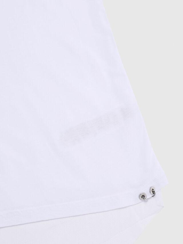 Diesel - DLIA, White - Dresses - Image 3