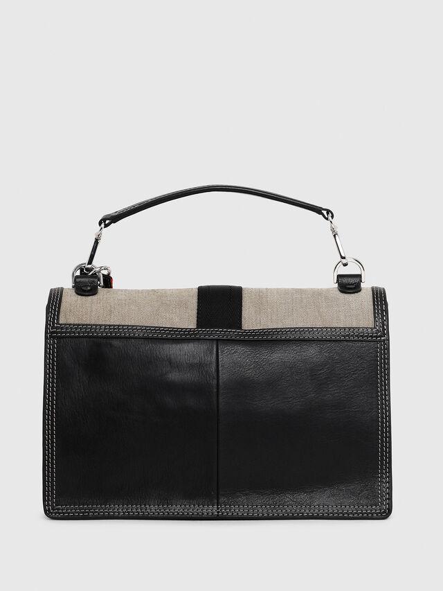 Diesel - MISS-MATCH CROSSBODY, Black/Grey - Crossbody Bags - Image 2