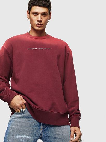 Diesel - S-BAY-SUN, Bordeaux - Sweaters - Image 3