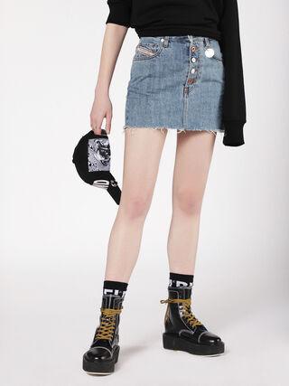 DE-GINSKIRT,  - Skirts