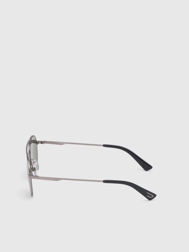 Diesel - DL0286, Dark Beige - Sunglasses - Image 3