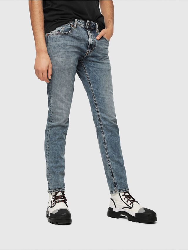 Diesel - Thommer 084UX, Medium blue - Jeans - Image 1