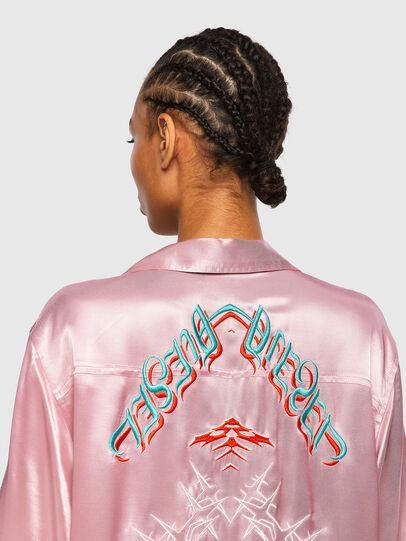 Diesel - S-MITCH, Pink - Shirts - Image 6