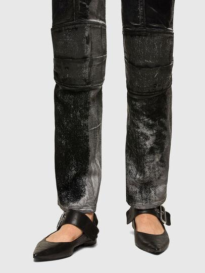 Diesel - TYPE-1007-NE, Black/Dark grey - Jeans - Image 5