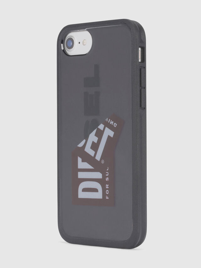 Diesel STICKER IPHONE 8 PLUS/7 PLUS/6s PLUS/6 PLUS CASE, Black - Cases - Image 5