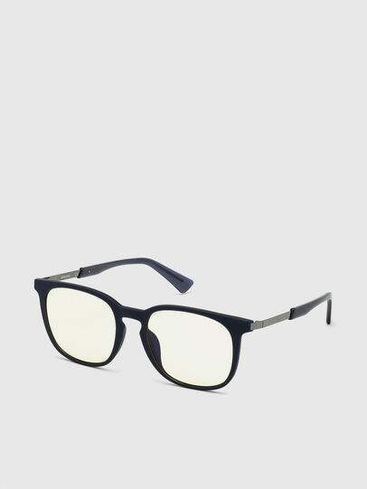 Diesel - DL0311, Black - Sunglasses - Image 2