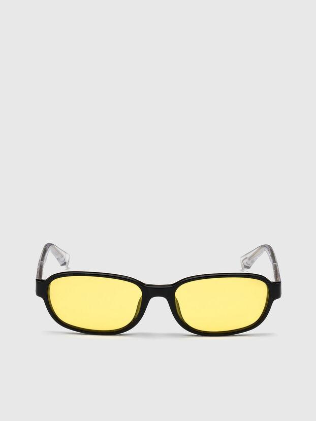 DL0326, Yellow - Sunglasses