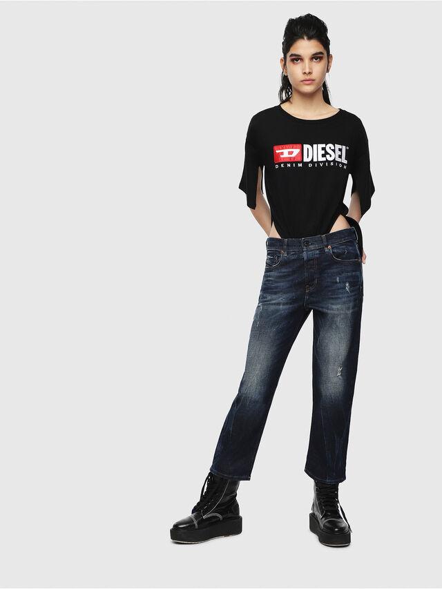 Diesel - Aryel 089AL, Dark Blue - Jeans - Image 4