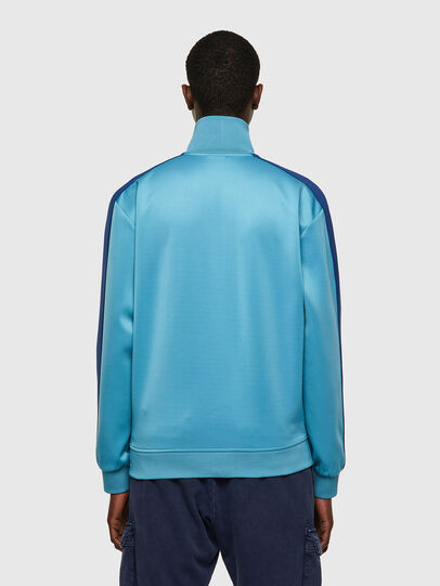 Diesel - S-KRAMY, Light Blue - Sweaters - Image 2