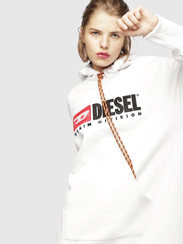 Diesel - D-ILSE-C, White - Dresses - Image 3