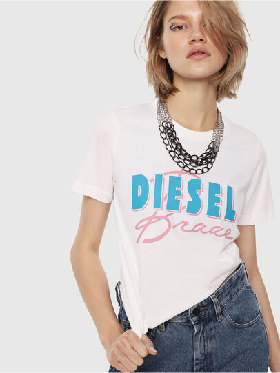 Diesel - T-SILY-C2,  - T-Shirts - Image 1