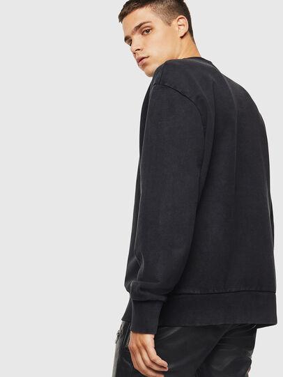 Diesel - S-BAY-B5, Black - Sweaters - Image 2