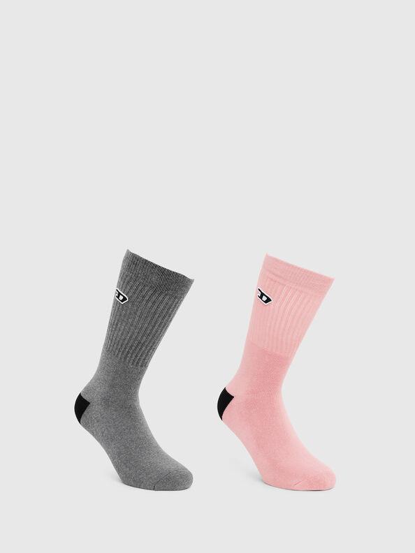 SKM-RAY-TWOPACK,  - Socks
