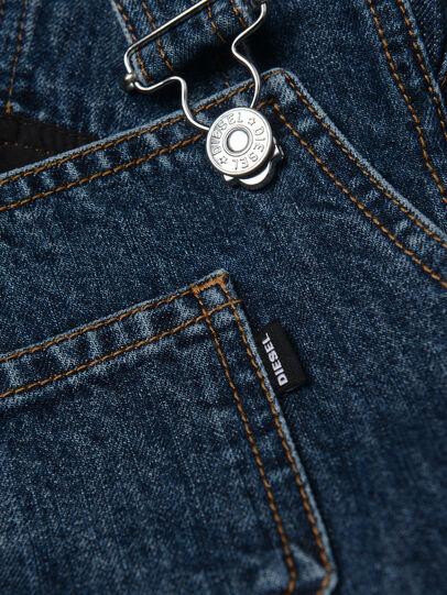 Diesel - DREBBI, Medium blue - Dresses - Image 3