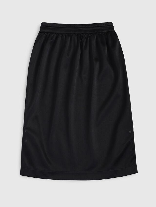 Diesel - GRHONX, Black - Skirts - Image 2