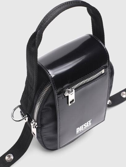 Diesel - JACKIE, Black - Crossbody Bags - Image 5