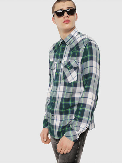 Diesel - S-EAST-LONG-F,  - Shirts - Image 1