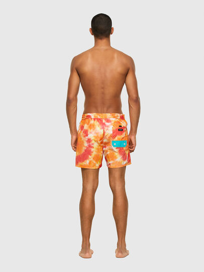 Diesel - BMBX-WAVE 2.017, Orange - Swim shorts - Image 2