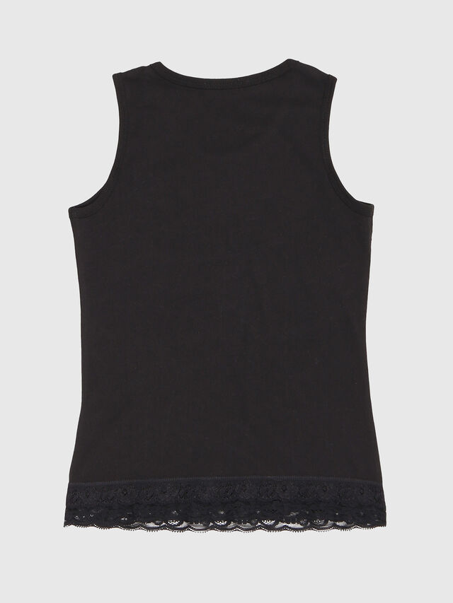 Diesel - TAPUL, Black - T-shirts and Tops - Image 2