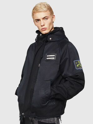 J-SIVILL-SOL, Black - Jackets