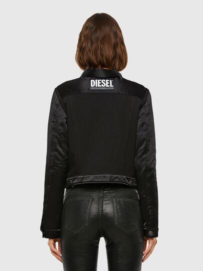 Diesel - G-PADD, Black - Jackets - Image 2